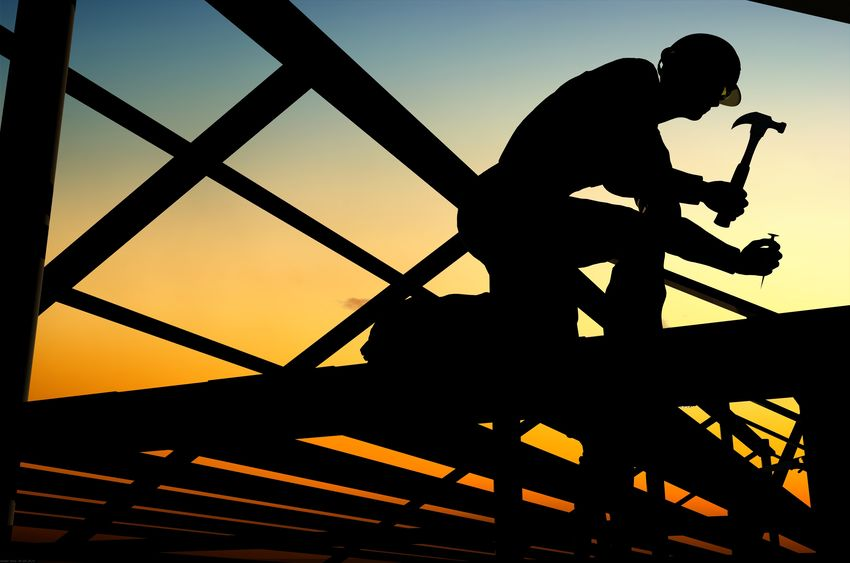 Construction in Australia has seen its sharpest drop in six years