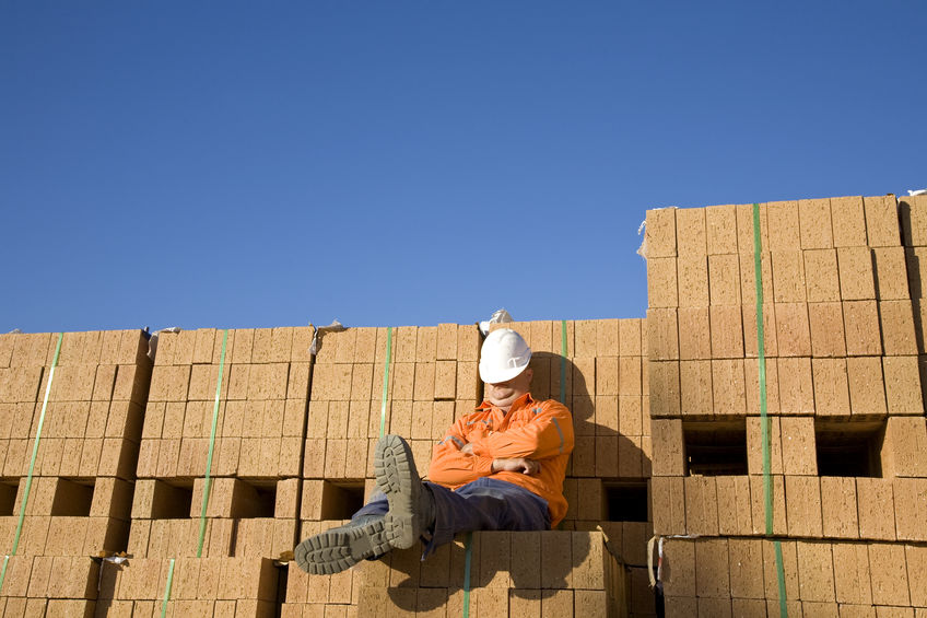 Sleep deprivation can be a dangerous issue on any building site.