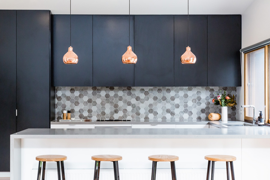 Interior image accompanying the 2019 Houzz and Home report.